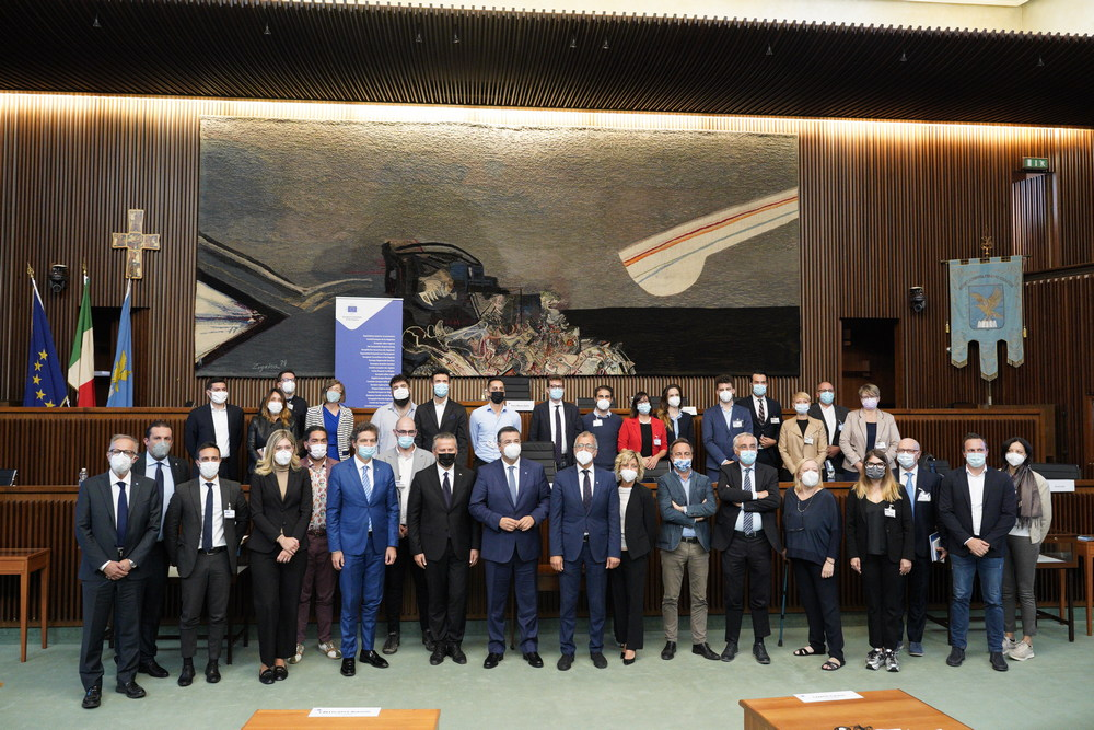 Fvg-Ue: presidenza Cr promuove Stati generali gioventù responsabile